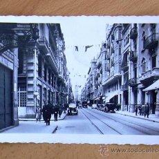 Postales: POSTAL - VALENCIA - CALLE DE LA PAZ. Lote 37055260
