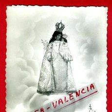 Postales: POSTAL ALTURA, CASTELLON, NTRA. SRA. DE GRACIA, PATRONA DE LA VILLA, P77039. Lote 37330571