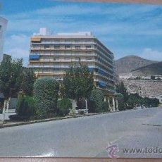Postales: ANTIGUA POSTAL AVENIDA DE TEODOMIRO ORIHUELA ALICANTE 1975. Lote 37351360