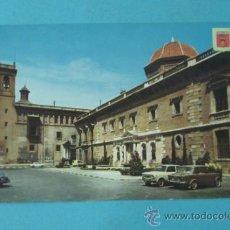Postales: VALENCIA. PLAZA DEL PATRIARCA. A. SUBIRATS CASANOVAS. Lote 37570344