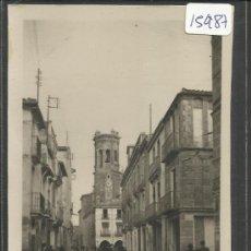 Postales: VILLARREAL - 10 - CALLE RAMON Y CAJAL - ED.ARRIBAS - (15.987). Lote 37461894