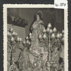 Postales: VILLAREAL - FOTO MARTINEZ - NO ES POSTAL ES FOTO TAMAÑO POSTAL -(16.357). Lote 37589192