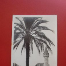 Postales: 36 VALENCIA - CASTILLO DE LA CONDESA RIPALDA - L. ROISIN FOTOGRAFO - INFONAL. Lote 38299346