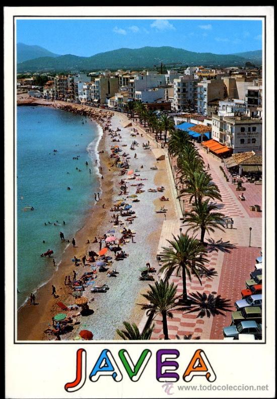 N. 37 - JAVEA (ALICANTE).- VISTA PARCIAL (Postales - España - Comunidad Valenciana Moderna (desde 1940))