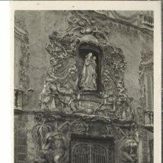 Postales: VALENCIA PALACIO DOS AGUAS SIN ESCRIBIR. Lote 38595904