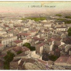 Postales: PRECIOSA POSTAL - ORIHUELA (ALICANTE) - VISTA PARCIAL DE LA POBLACION . Lote 38650244