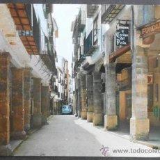 Postales: (286)POSTAL ESCRITA,CALLE DON BLASCO DE ALAGON,MORELLA,CASTELLÓN,COMUNIDAD VALENCIANA,CONSERVACION:V. Lote 38713519
