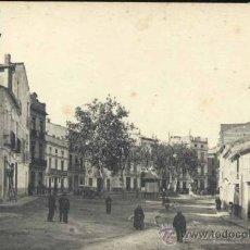 Postales: BURRIANA (CASTELLON)-. PLAZA CHICHARRO. Lote 38840103