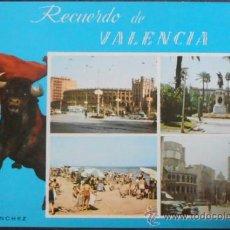 Postales: (1398R1)POSTAL SIN CIRCULAR,GREGORIO SANCHEZ - RECUERDO DE VALENCIA,VALENCIA,VALENCIA,COMUNIDAD . Lote 38858031