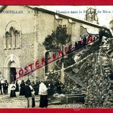 Cartes Postales: POSTAL FONTILLES , ALICANTE , JUEGOS FLORALES NTRA SRA LOURDES , FOTOGRAFICA , ORIGINAL ,P80514. Lote 39171645