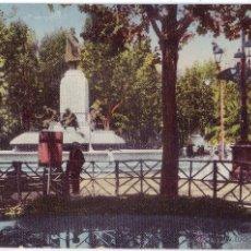 Postales: VALENCIA: MONUMENTO AL MARQUÉS DE CAMPO. EDICIÓN F.C. CIRCULADA (AÑOS 20). Lote 39357270