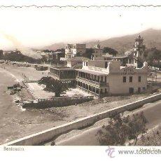 Postales: 27 - BENICASIM - HOTEL VORAMAR - EDICIONES COMAS ALDEA CASTELLÓN - ESCRITA PERO SIN FECHAR. Lote 39441044