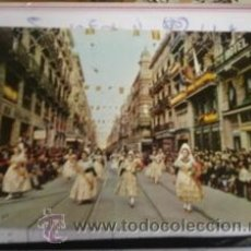 Postales: VALENCIA Nº50 CALLE DE LA PAZ . Lote 39613723