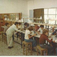 Postales: TARJETA POSTAL DE NAZARET CIUDAD DE LOS MUCHACHOS LABORATORIO ALICANTE EDITADA POR JDP, AÑO 1976. Lote 39935590