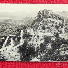 Cartes Postales: CUMBRE DEL CASTILLO MENOR - JATIVA - VALENCIA. Lote 40049060