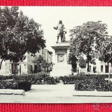 Cartes Postales: PLAZA DEL ESPAÑOLETO - JATIVA - VALENCIA. Lote 40049147