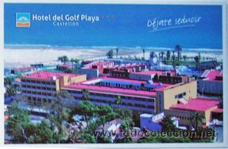 POSTAL HOTEL DEL GOLF PLAYA CASTELLÓN (Postales - España - Comunidad Valenciana Moderna (desde 1940))