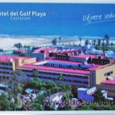 Postales: POSTAL HOTEL DEL GOLF PLAYA CASTELLÓN. Lote 40023144