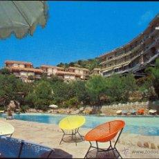 Postales: POSTALES- VALENCIA- SERIE 19 Nº 528- PUZOL- PANORÁMICA HOTEL MONTE PICAYO- EDICIONES DURÁ. Lote 91788544