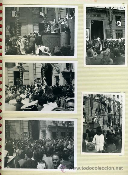 Postales: LOTE DE 40 FOTOS FOTOGRAFIAS DE ALCOY ,ALICANTE , MOROS Y CRITIANOS, ORIGINALES - Foto 5 - 40135645