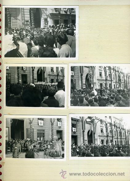 Postales: LOTE DE 40 FOTOS FOTOGRAFIAS DE ALCOY ,ALICANTE , MOROS Y CRITIANOS, ORIGINALES - Foto 7 - 40135645