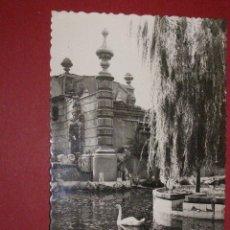 Postales: POSTAL 22 - VALENCIA - VIVEROS ESTANQUE - JDP - ESCRITA -. Lote 40490512