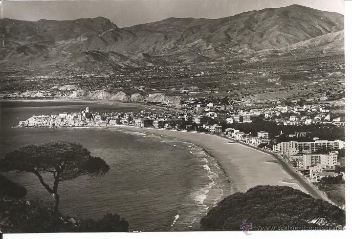 BENIDORM-ALICANTE (Postales - España - Comunidad Valenciana Moderna (desde 1940))