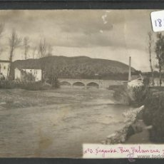 Postales: SEGORBE - RIO PALANCIA - (18562). Lote 40784592