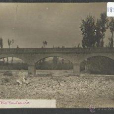 Postales: SEGORBE - RIO PALANCIA - (18563). Lote 40784605