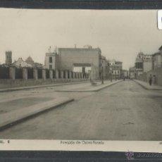 Postales: VILLARREAL - 6 -AVENIDA CALVO SOTELO- ED·ARRIBAS - (18569). Lote 40784680