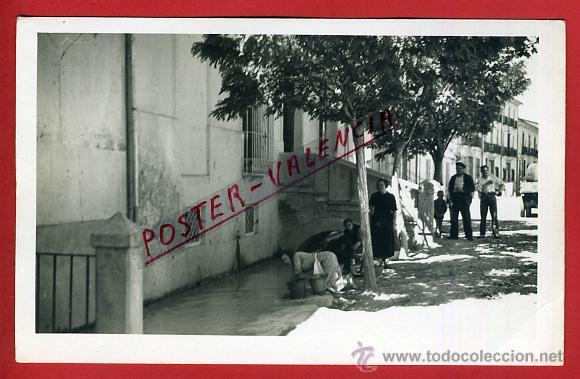 POSTAL, PEDRALBA, VALENCIA, VISTA PARCIAL, FOTOGRAFICA, P91357 (Postales - España - Comunidad Valenciana Antigua (hasta 1939))