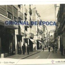 Postales: (PS-38459)POSTAL DE VINAROZ-CALLE MAYOR. Lote 41026679
