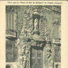 Postales: VALENCIA PALACIO DOS AGUAS SIN ESCRIBIR. Lote 41473245