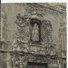 Postales: VALENCIA PALACIO DOS AGUAS SIN ESCRIBIR. Lote 41473293