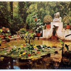 Postales: ALICANTE. ELCHE. HUERTO DEL CURA. EL TOCADOR DE LA DAMA DE ELCHE.. Lote 41552099