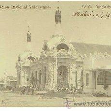 Postales: POSTAL DE VALENCIA Nº 9 PALACIO DE FOMENTO . Lote 41988903
