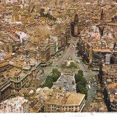 Postales: POSTAL: VALENCIA. PLAZA DEL CAUDILLO. Lote 42089701