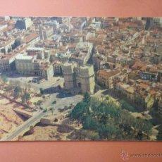 Cartes Postales: VALENCIA. TORRES DE SERRANO. 1962. RIEUSSET. Lote 42156686