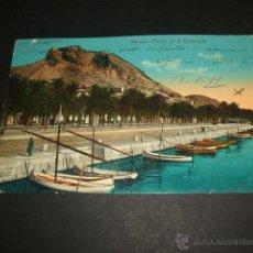 Postales: ALICANTE PASEO DE LA EXPLANADA. Lote 42489401