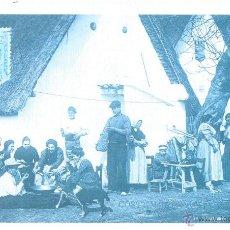 Postales: POSTAL REPRODUCCION DE L`ARXIU J. HUGUET BARRACA. Lote 42558906