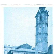 Postales: POSTAL REPRODUCCION DE L`ARXIU J. HUGUET CASTELLON EL FADRI. Lote 42558977