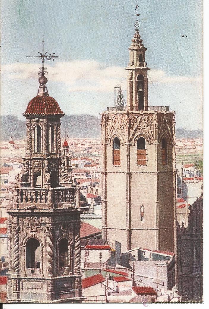 VALENCIA (Postales - España - Comunidad Valenciana Antigua (hasta 1939))