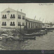 Postales: CASTELLON - FOTOGRAFICA - EN PAPEL MAS FINO DE LO NORMAL- VER REVERSO - (3118). Lote 42792871