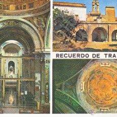 Postales: POSTAL - CASTELLON - TRAIGUERA - REAL SANTUARIO VIRGEN DE LA FONT DE LA SALUT - NO CIRCULADA. Lote 42799699