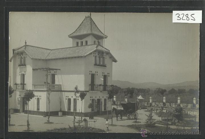 BENICARLO - VILLA LOLITA - FOTOGRAFICA - (3285) (Postales - España - Comunidad Valenciana Antigua (hasta 1939))