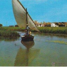 Postales: Nº 904 VALENCIA ALBUFERA CANALES (SIN CIRCULAR). Lote 43110159
