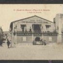 Postales: ALCALA DE CHIVERT - 6 - PLAZA DE LA ESTACION - ROISIN - (22523). Lote 43407389