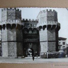 Postales: VALENCIA. TORRES DE SERRANOS. CON SELLOS. Lote 43491430