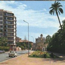 Postales: ELCHE - PASEO DE LA ESTACION. Lote 43672437