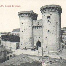 Postales: MUY BUENA POSTAL DE VALENCIA - TORRE D CUARTE - CARRUAJE Nº 28 DE THOMAS. Lote 43741308